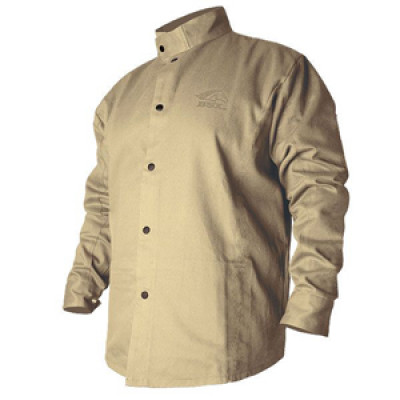 Bsx Tan Cotton Jacket Xx-Large 4378