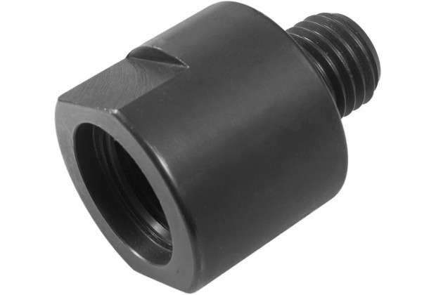 Savannah Lathe Spindle Adapter 1-1/4 inch x 8 tpi to 1 inch x 8 tpi