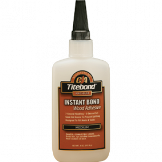 2oz Medium Titebond Instant Glue 3500