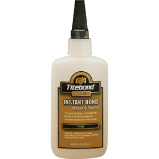 2oz Thin Titebond Instant Glue 3499