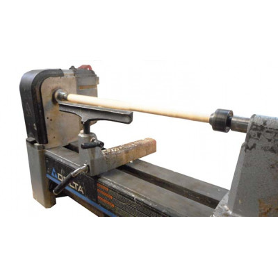 Small Mini Steady Rest for lathes 10-14 inch